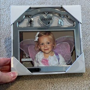 Other - Dance silver picture frame